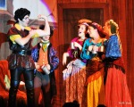 Beauty and the Beast, High School, Musical