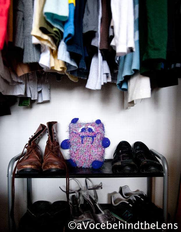 There's a Monster in My Closet