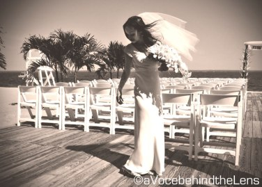 I really like this photograph. It seems so classic with the sepia and the vignetting.