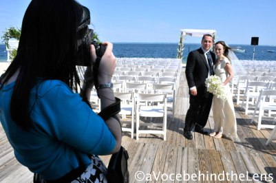 I always like it when I can photograph someone taking a photograph!